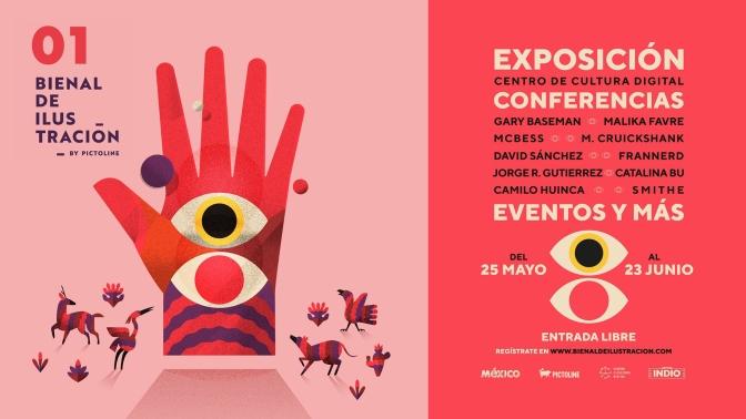 Exposición: Primera Bienal de Ilustración en México