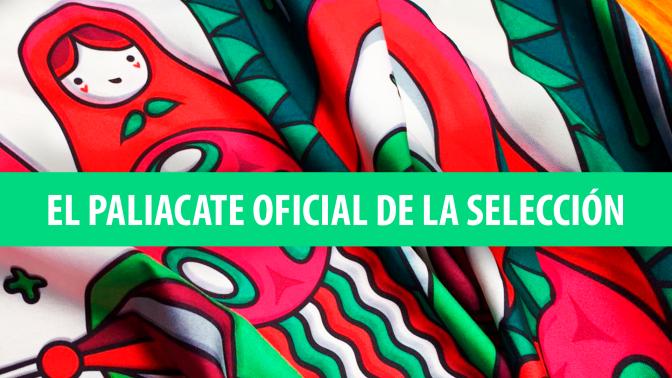 El Paliacate Comex Oficial de la Selección Mexicana