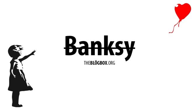 Banksy no nos autorizó escribir esto.